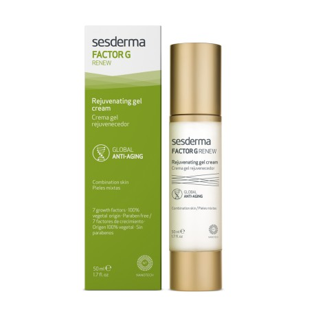 Sesderma Factor G Renew Crema Gel facial