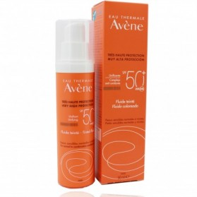 AVENE EMUL 50+ COLOREADA 50 ML